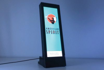 digital PLV POSM POP DYNAMIC DISPLAY